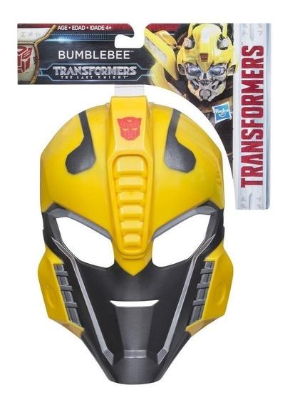 Mascara Transformers Bumblebee Hasbro