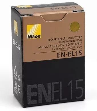 Bateria En-el15 Nikon - Original