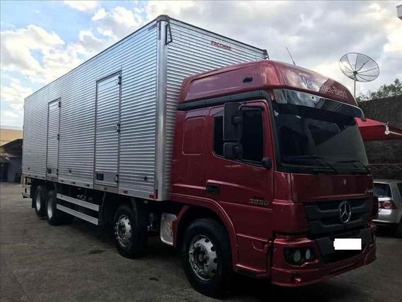 Mercedes-benz Mb 3030 2018/2018 ( Entrada + Parcelas )