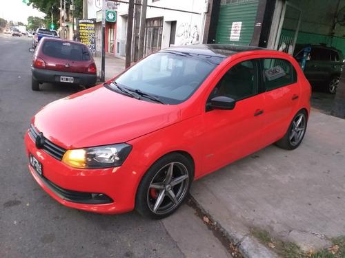 Volkswagen Gol Trend 1.6 Pack Ii Ll 101cv 2013