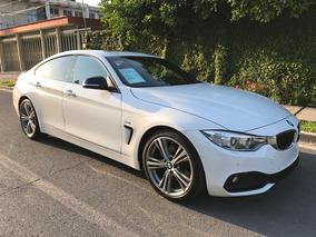 Bmw 430 Gran Coupe 2017 , Blanco, Interior Rojo
