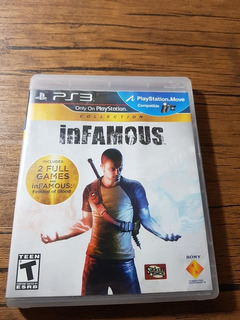 Infamous Collection Playstation 3 Ps3 Buen Estado !!