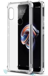 Capa Anti Impacto Transparente Xiaomi Redmi Note 6 Pro 6.26