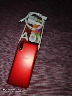 Samsung A01 Novo Lançamento