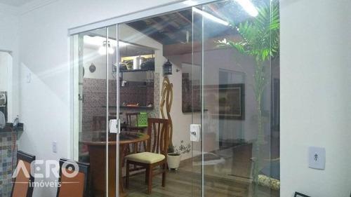 Casa Residencial À Venda, Jardim Flórida, Bauru - Ca0365. - Ca0365