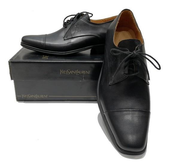 Zapatos Yves Saint Laurent. ¡local A La Calle!