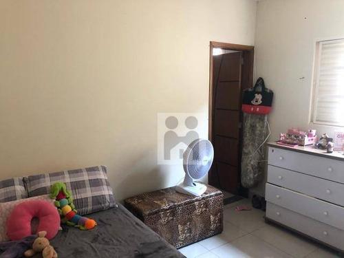 Imagem 1 de 4 de Casa Com 3 Dormitórios À Venda, 140 M² Por R$ 440.000,00 - Residencial Greenville - Ribeirão Preto/sp - Ca0766