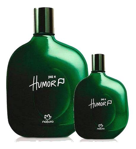 Perfume Paz E Humor + Mini Natura Origi - mL a $350
