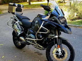 Bmw R1200 Gs Adv Triple Black 2018,igual A 0km Nueva !!!