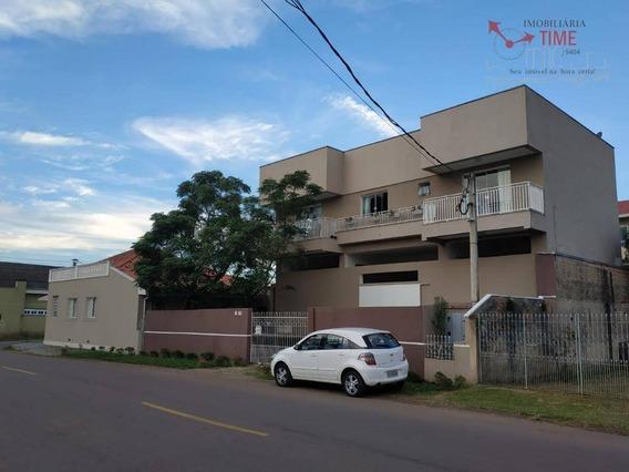 Terreno Zr3 + Apartamento À Venda - R$ 1.200.000 - Portão - Curitiba/pr - Te0046