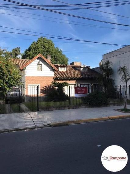 Casa En Venta En Excelente Zona Comercial De Garín, Belgrano 400.