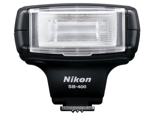 Imagen 1 de 4 de Nikon Sb-400 Af Speedlight Flash Para Camara Nikon