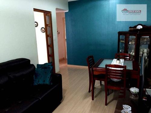 Apartamento Com 3 Dormitórios À Venda, 96 M² Por R$ 425.000,00 - Tatuapé - São Paulo/sp - Ap1321