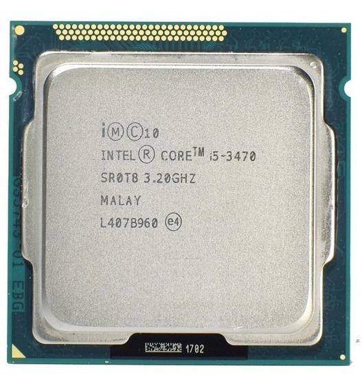 Processador Intel Core I5 3470 3.2ghz Lga 1155 4 Núcleos