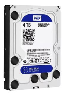 Disco Rigido Hdd 4tb Sata 64mb Western Digital Blue