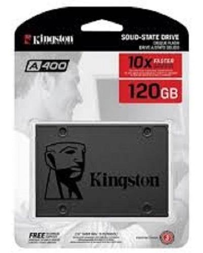 Hd Ssd Kingston 120gb A400 Sata 3 Lacrado