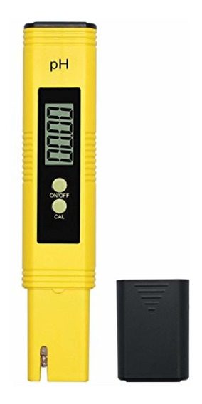 Autoutlet Digital Ph Meter Lcd Pocket Pen-type