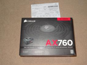 Fonte Corsair Ax760 Platinum Seasonic Rtx2080 Gtx1080 Sli