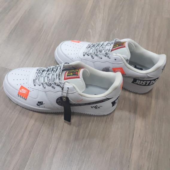 Tênis Nike Air Force 1 Comprado E Nunca Usado Coleção