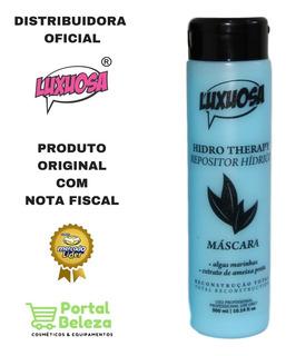 Máscara Hidro Therapy 300ml - Luxuosa Cosméticos