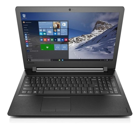 Laptop Lenovo 15.6 V130 Intel N5000 500gb 4gb Ram Dvd 2019