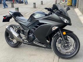 Kawasaki Ninja 300 En Excelente Estado