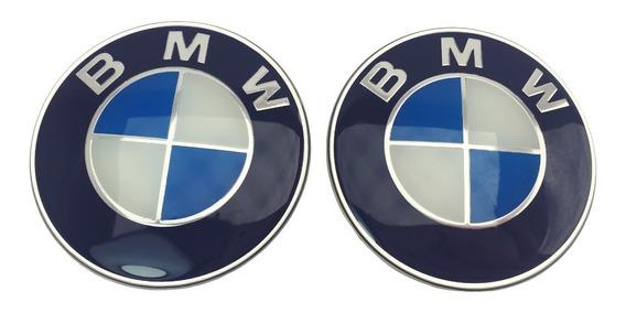 Par Emblemas Carenagem Bmw 65 Mm Gs 1200 F800