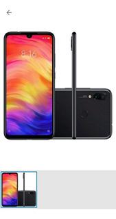 Xiaomi Note 7 4gb De Ram E 64gb De Memória Interna.