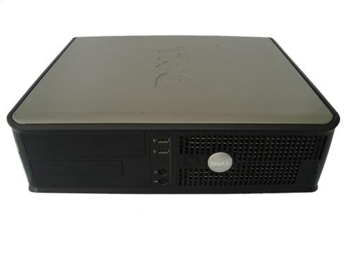 Dell Optiplex 330, Celeron 430,512mb, Hd 80, Tecl+mouse Usb