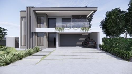 Imagem 1 de 4 de Casa A Venda Condomínio Mônaco Em São José Dos Campos - Cc00217 - 69923400