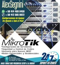 Mikrotik Configuración De Equipos Router Y Acces Points