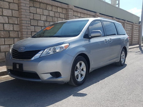 Toyota Sienna Año: 2014 $280,000.00 M.n.