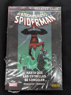 Marvel Saga - Spiderman - Hasta Que Las Estrllas De Congelen