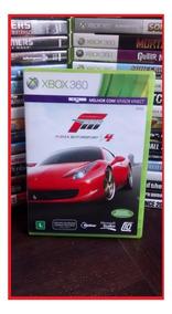 Forza 4 Xbox 360 Português Frete R$ 12.