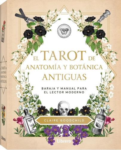 Imagen 1 de 7 de El Tarot De Anatomía Y Botánica Antiguas