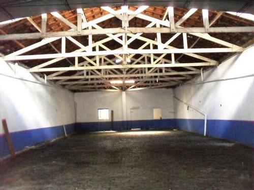 Salão, 300 M² - Venda Ou Aluguel - Campos Elíseos - Ribeirão Preto/sp - Sl0113