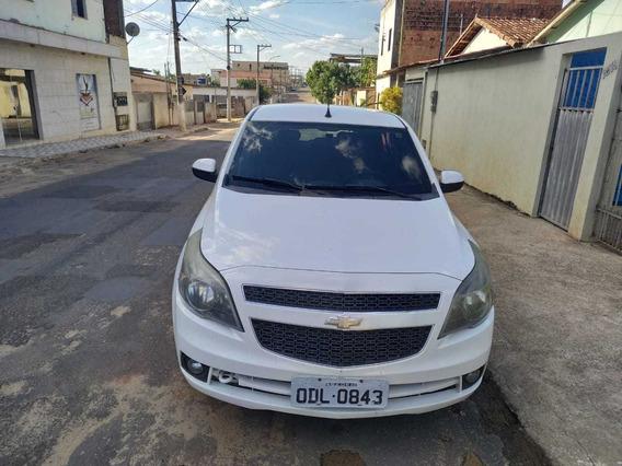 Chevrolet Agile 1.4 Ltz 5p 2012