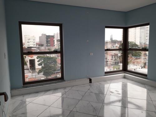 Sala Centro São Bernardo Do Campo Sp 125m² 2wc Prédio Comll