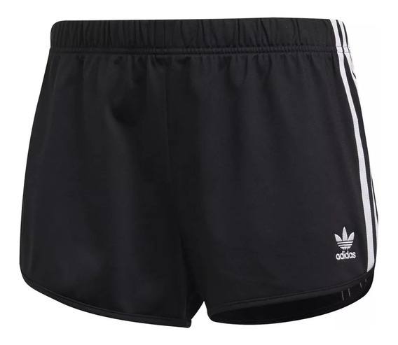 Short adidas Originals 3 Str Short Dv2555 Mujer Dv2555-dv255