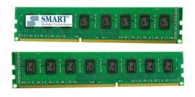 Kit Memoria Desktop 4gb (2x2gb) Ddr3 1333 10600u - Garantia