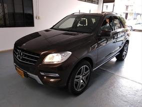 Mercedes Benz Ml250, Modelo 2014