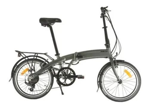 Bicicleta Plegable Eléctrica Philco E - Yoga Rodado 20