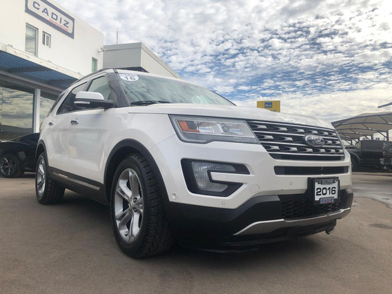 Ford Explorer Limited 2016 4wd