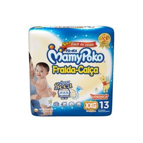 Fralda-calça Mamypoko Tamanho Xxg 13 Unidade