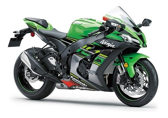 Kawasaki Ninja Zx-10r - 2020 - Pronta Entrega - Juliana