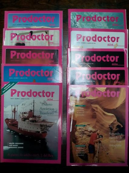 Revista Prodoctor Ano 1994, 1995, 1996