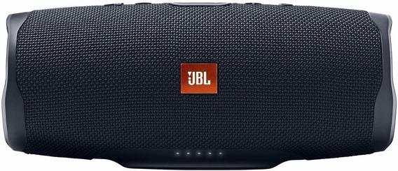 Caixa De Som Jbl Charge 4 Preto 30 W Bluetooth Original