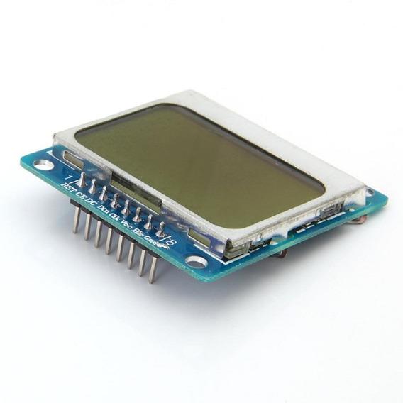 Display Lcd Nokia 5110 - Display Arduino