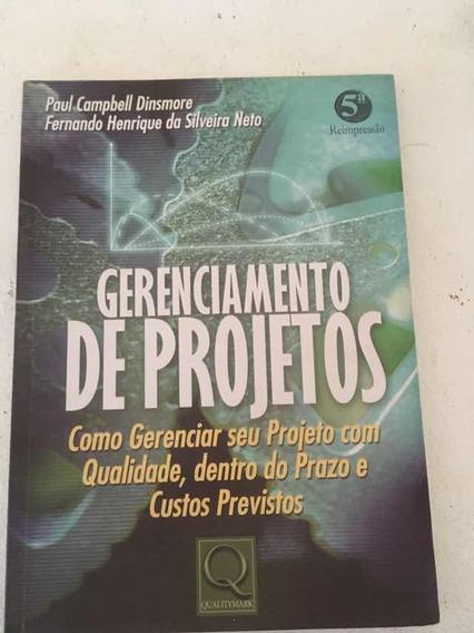 Livro Gerenciamento De Projetos