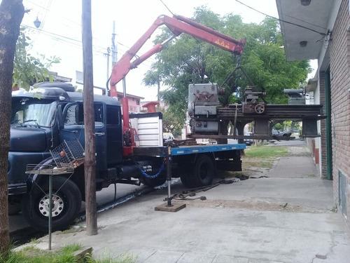Imagen 1 de 5 de Transporte De Maquinas,movimientos Industriales E Hidrogruas